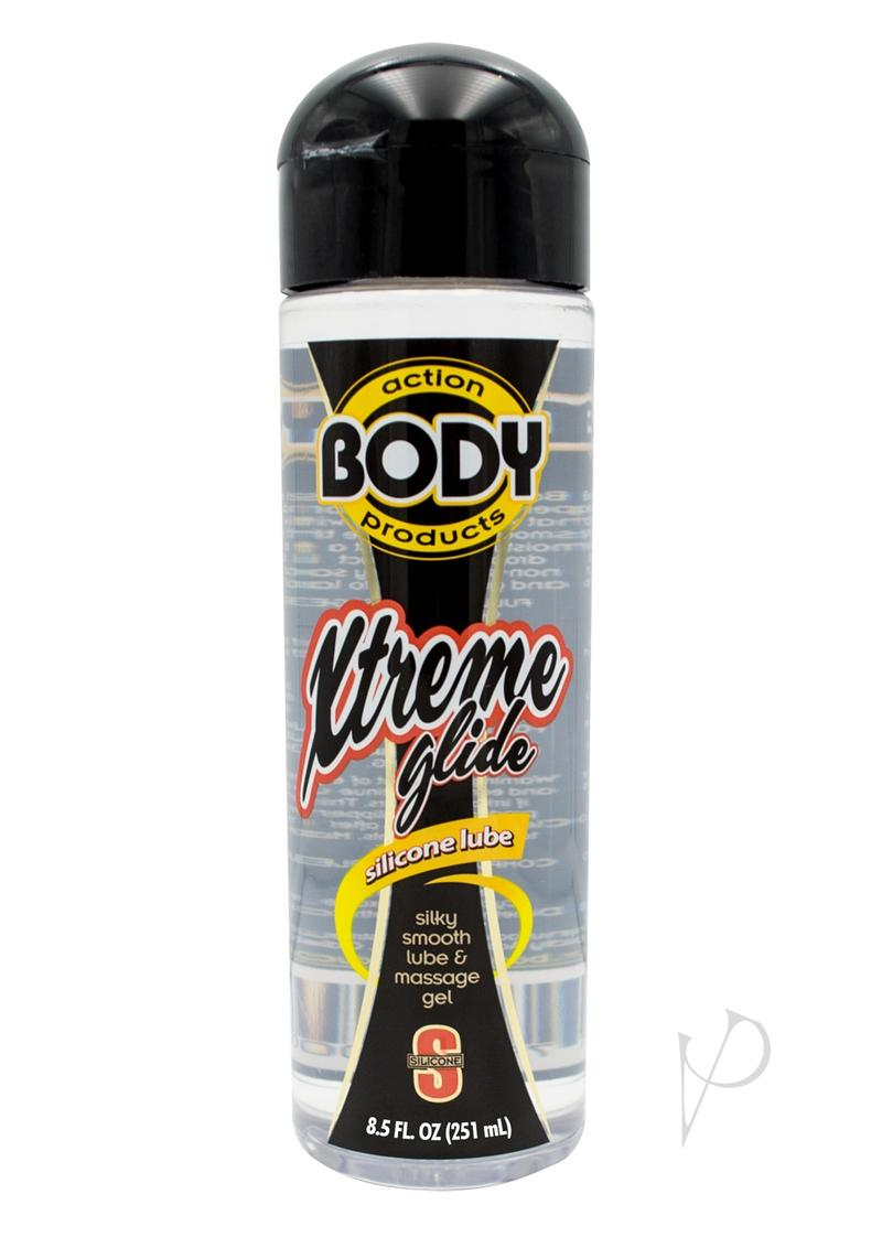 Body Action Xtreme Glide 4.8 Oz