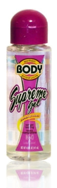 Body Action Supreme Gel 4.8 Oz