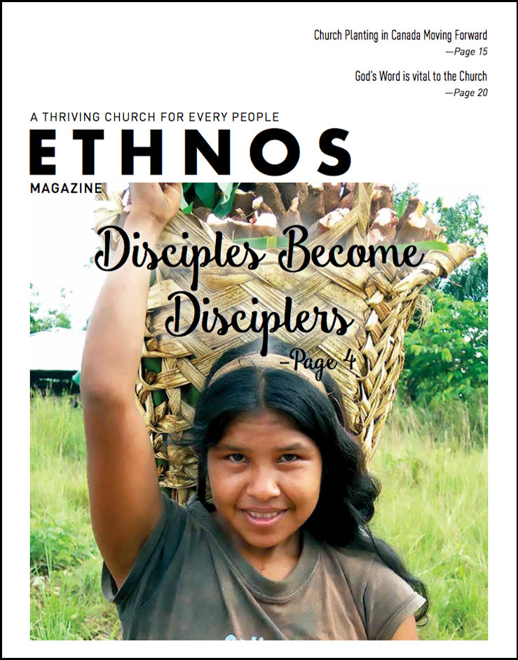 Ethnos Magazine - Issue 1, 2018