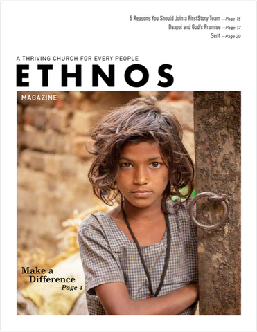 Ethnos Magazie - Issue 2, 2019