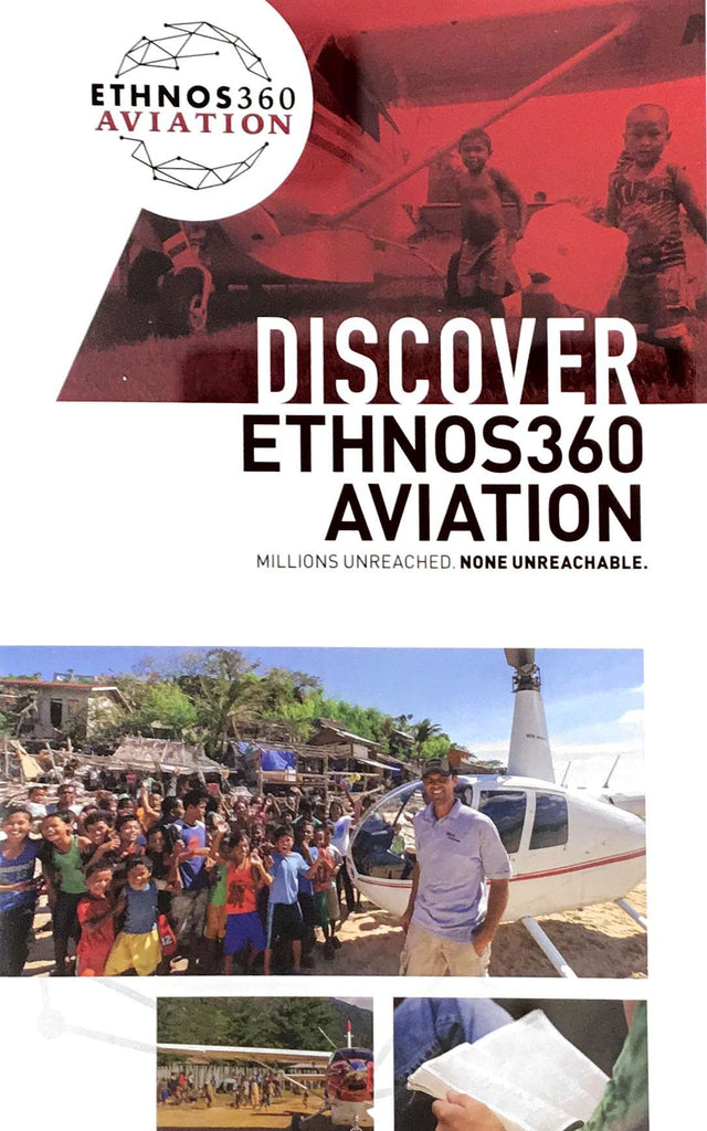 Discover Ethnos360 Aviation