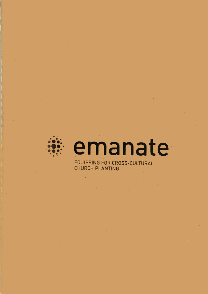 Emanate notebook
