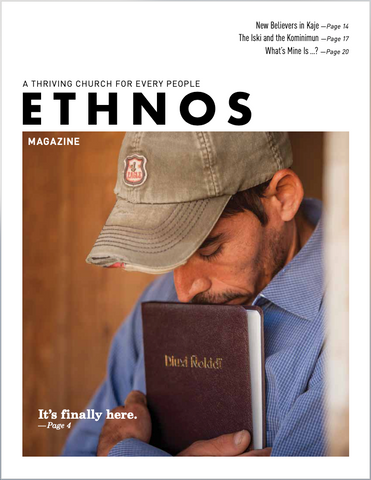 Ethnos Magazine - Issue 1, 2020