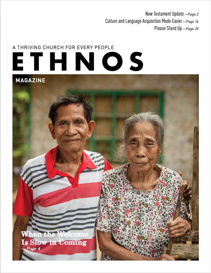 Ethnos Magazine - Issue 2, 2020