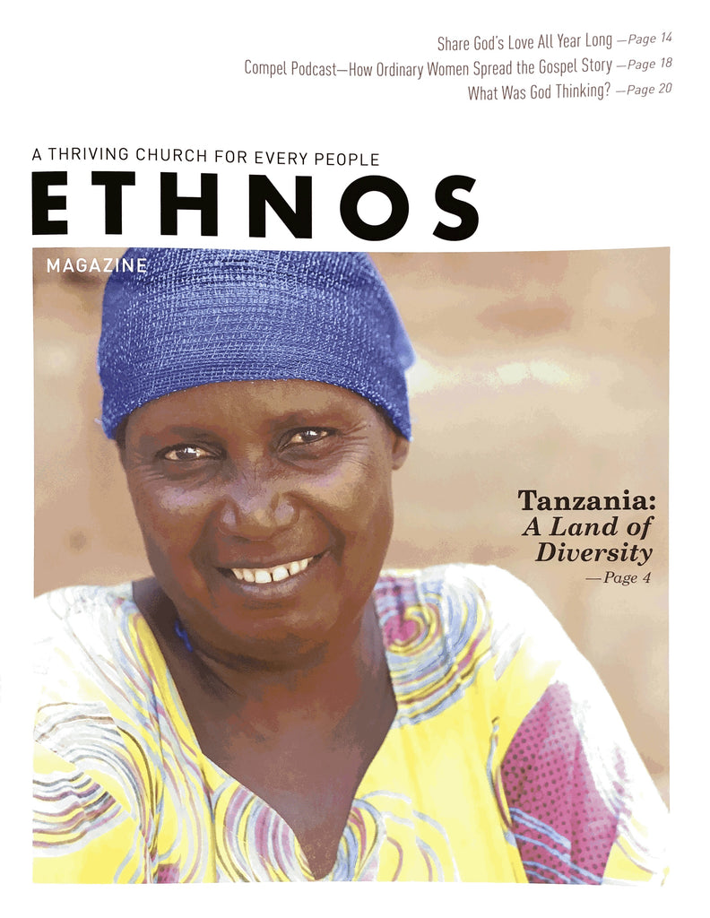 Ethnos Magazine - Issue 4, 2019