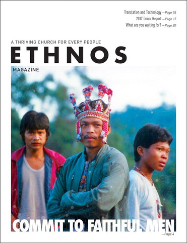 Ethnos Magazine - Issue 2, 2018