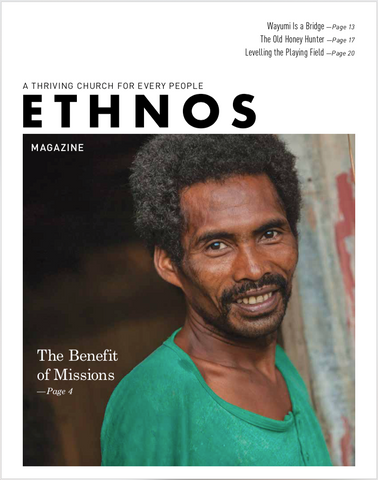 Ethnos Magazine - Issue 3, 2019