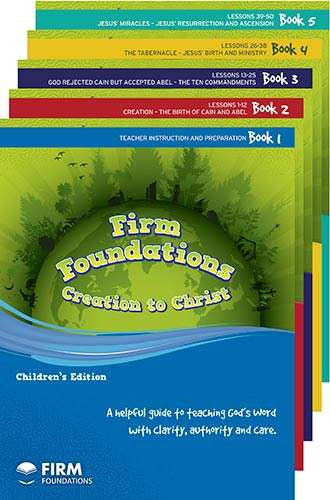 Children's Firm Foundations Complete Set
