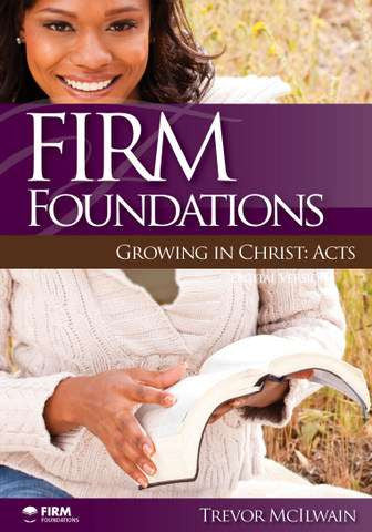Firm Foundations: Acts DVD Digital Version