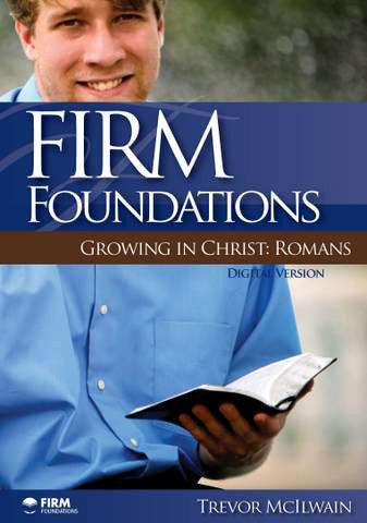 Firm Foundations: Romans DVD