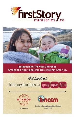 FirstStory Ministries bulletin insert