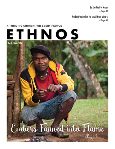 Ethnos Magazine - Issue 4, 2017