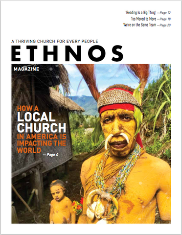 Ethnos Magazine - Issue 1, 2019