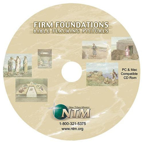 Chronological Teaching Bible Pictures - CD