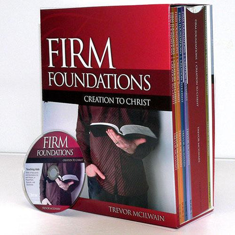 Firm Foundations: Creation to Christ Revised Set