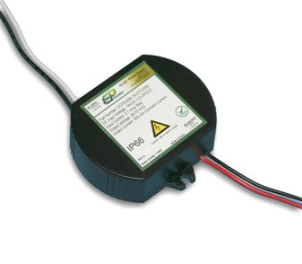 DCPS Series 25 Watt DC/DC LED Driver (Constant Current, UL Recognized, Legacy) - LiteControls