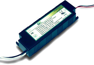 LD Series 30 Watt AC/DC LED Driver (Constant Current, Dimming Options, UL Recognized)