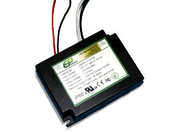 LD Series 40 Watt AC/DC LED Driver (Constant Voltage, 347–480VAC Input, UL Recognized) - LiteControls
