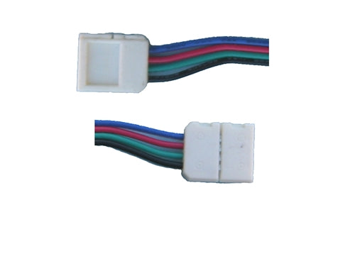 LED Strip Segment Connector (3 Channels – RGB, Indoor)