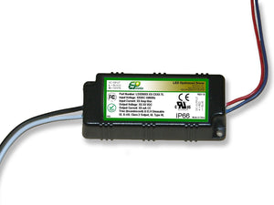 LD Series 6 Watt AC/DC LED Driver (Constant Current, TRIAC/ELV Dimming, UL Recognized)