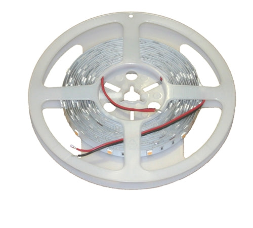 "Warm White LED Strip (24V, Indoor, Single Density, 16'4"" Reel) - LiteControls"