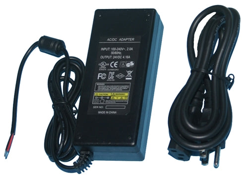 100W 24V AC/DC Power Supply (UL Listed) - LiteControls