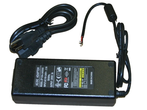 120W 24V AC/DC Power Supply (UL Listed)