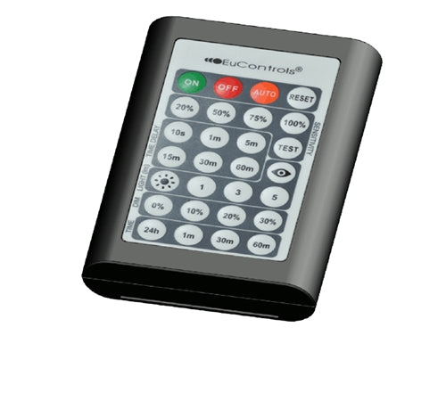 IR Remote Control for S618-P-DR Sensor