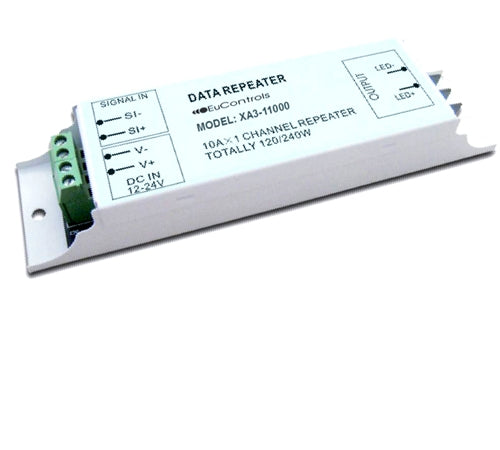 Power Repeater (1 Channel) - LiteControls