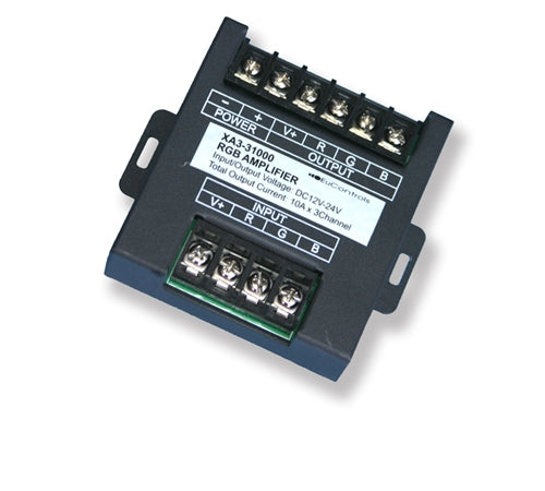 Power Repeater (3 Channels – RGB) - LiteControls