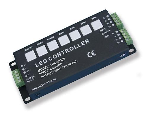 LED Controller (3 Channels – RGB) - LiteControls