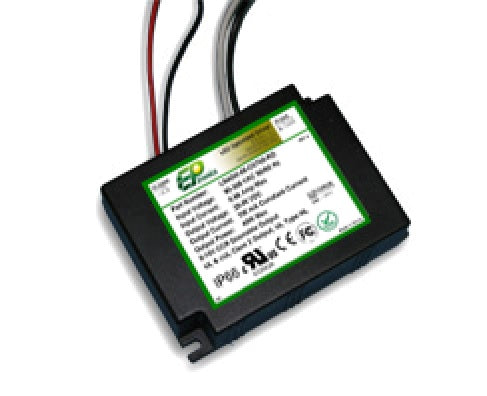 LNP Series 40 Watt AC/DC LED Driver (Constant Current, Dimming Options, UL Listed Class P, Low Cost) - LiteControls