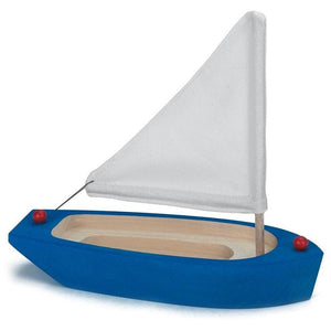 Gluckskafer Sailing Boat - Blue