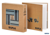 Kapla Book and Colours Set