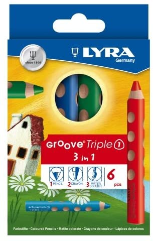 Lyra Groove Triple One 3-IN-1 (6 Colours)