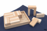 "Mori ""Tray Collection"" (Small) - Bricks Set"