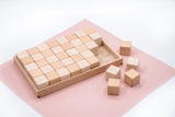 "Mori ""Tray Collection"" (Large) - Cubes Set"