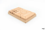 "Mori ""Tray Collection"" (Large) - Calming Forest Block Set"