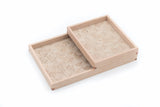 Mori Design Customizable Wooden Trays