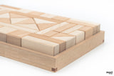 "Mori ""Tray Collection"" (Large) - Frobel Block Set"