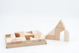 "Mori ""Tray Collection"" (Large) - Town・Home Block Set"