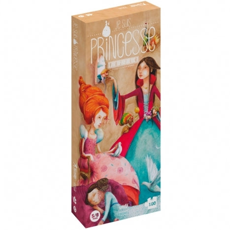 Je Suis Princess Puzzle (100 pieces)