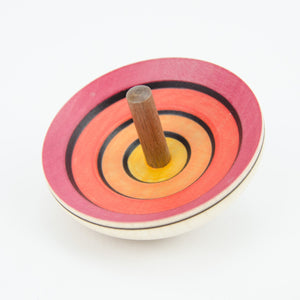 Mader Flora Spinning Top