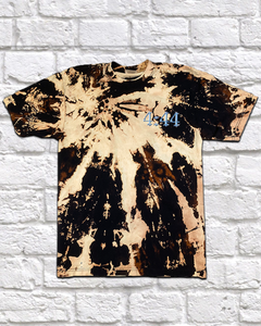 BLEACH DYE BE A LIGHT TEE
