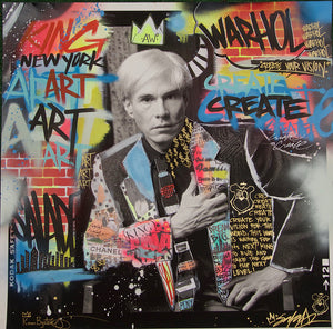 """The Lost Warhols"" by King Saladeen"