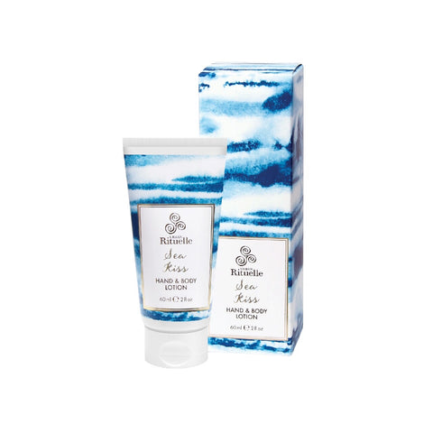 SEA KISS HAND AND BODY LOTION