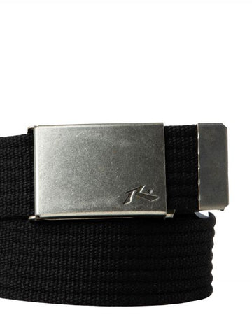 RIDGEMONT BELT - BLACK 1 GUNMETAL