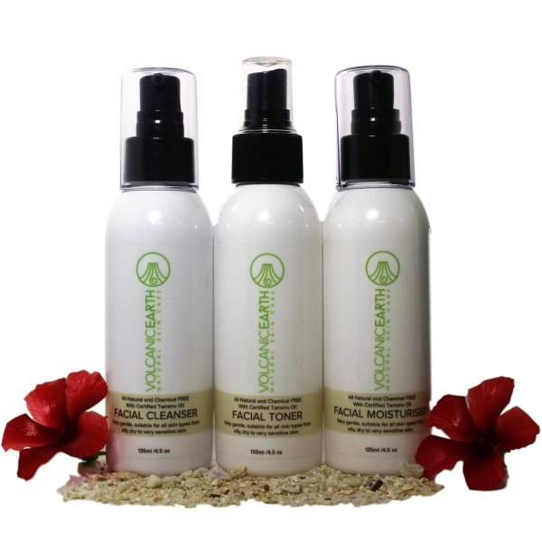 ESSENTIAL FACE CARE PACK WITH TAMANU OIL - KiraVogue