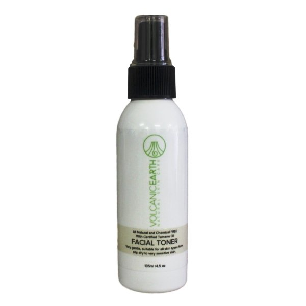 Organic Facial Toner with Tamanu Oil - KiraVogue