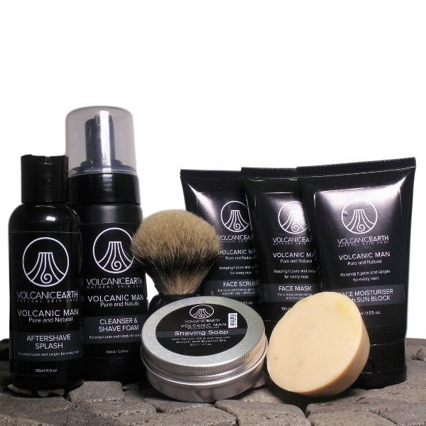 Men's Face Care Set - KiraVogue